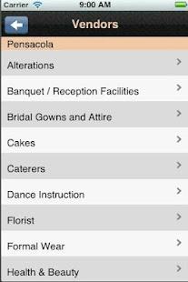 Gulf Coast Wedding Guide- screenshot thumbnail