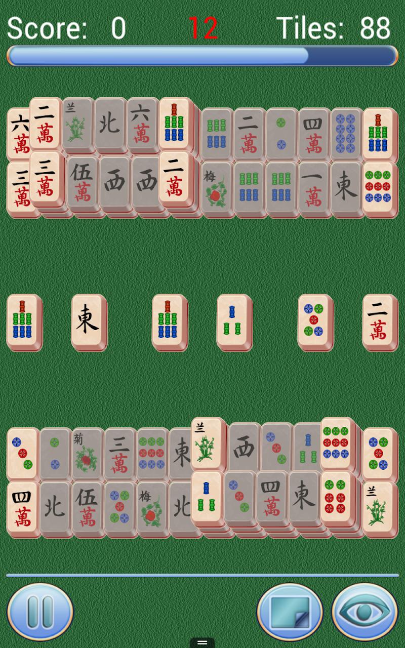Mahjong 3 (Full) Screenshot 3