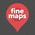 Fine Maps icon