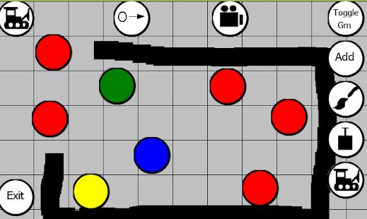 TableTop RPG Battle Map