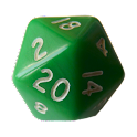 GameMaster Dice logo