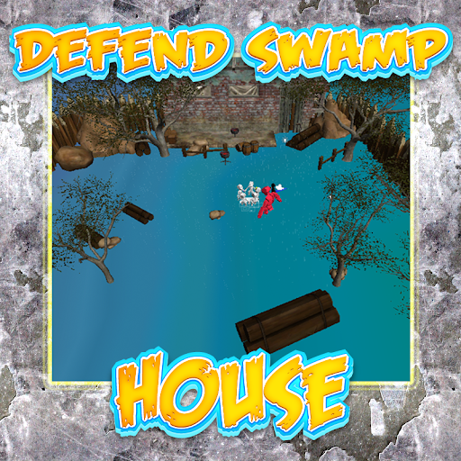 Defend Swamp House 3D