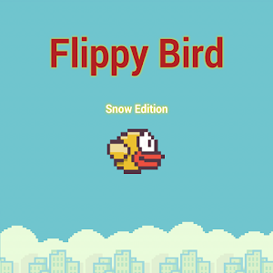 Flippy Bird – Snow Edition for PC and MAC
