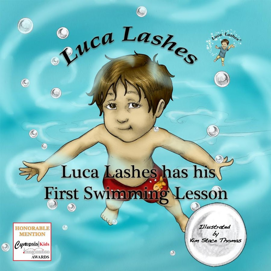 Luca has His 1st Swim Lesson- screenshot