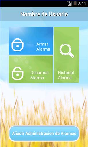 ALARMA-GSM555
