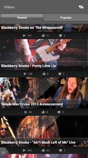 Blackberry Smoke- screenshot thumbnail