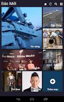 Screenshot of Bao Moi HD - Doc Bao Sieu Dep