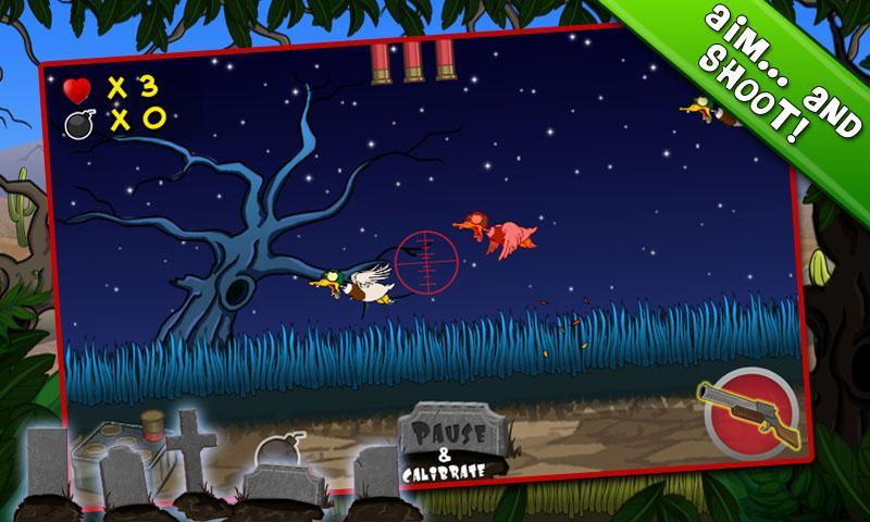Zombie Duck Hunt - screenshot