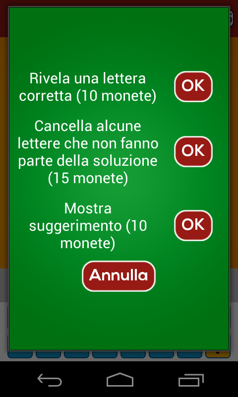 Indovina il piatto - screenshot