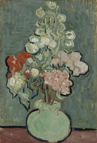 Vase Of Flowers Van Gogh Museum