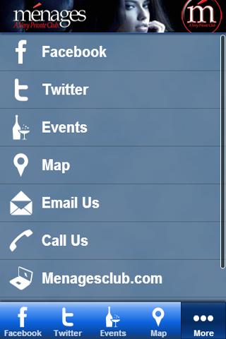 Menages - screenshot