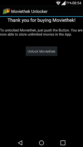 Moviethek Unlocker