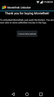 Moviethek Unlocker- screenshot thumbnail