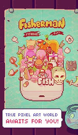 Fisherman - Monsters Stuff