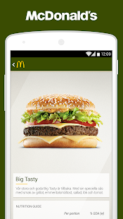 McDonald's Sverige - screenshot thumbnail