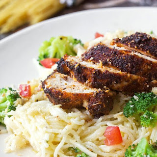 Blackened Chicken Pasta.
