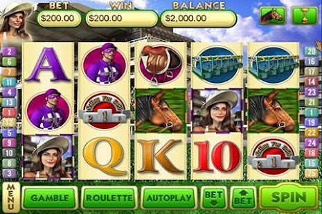 Gallop for Gold Slots - screenshot thumbnail