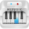 Piano Mijusic logo