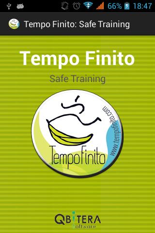 Tempo Finito: safe training