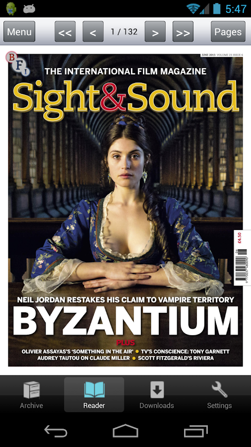 Sight & Sound - screenshot