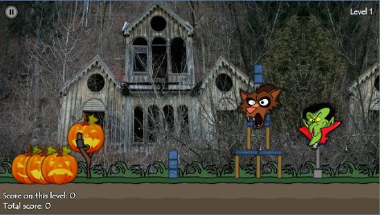 Halloween Vs. Monsters screenshot