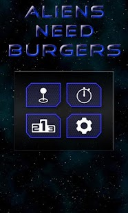 Aliens Need Burgers- screenshot thumbnail