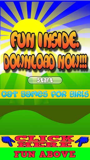 Cat Games for Girls