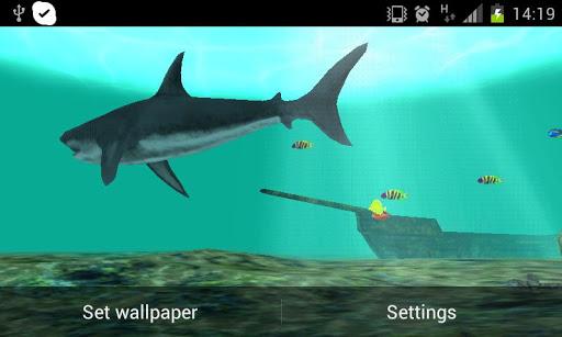 My Sea HD Live Wallpaper