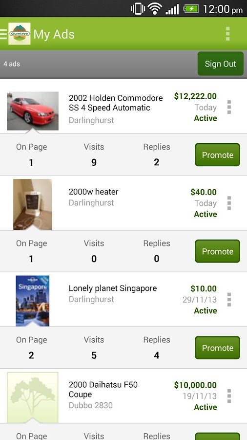 Gumtree Australia Android Apps On Google Play