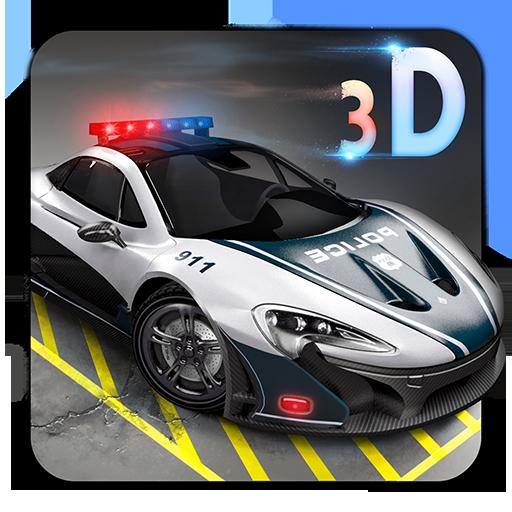 Skill3D Parking Police Station 模擬 App LOGO-硬是要APP