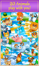 Baby Phone with Music, Animals for Toddlers, Kids APK screenshot thumbnail 12