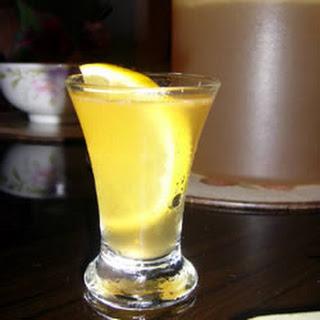 Pineapple Lemonade Spritzers.