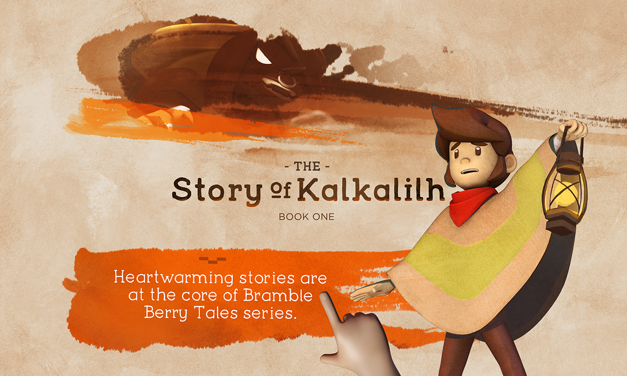 Bramble Berry Tales: Kalkalilh- screenshot
