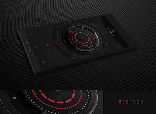 RedTech by GaRyArTs
