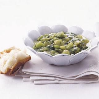 Greek-Style Lima Beans.