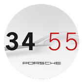 Porsche Watch Face