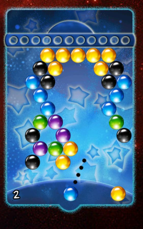 Casual Bubble Popping- screenshot