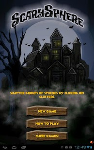 ScarySphere- screenshot thumbnail