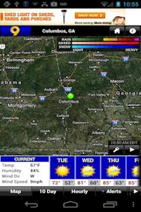 WTVM Storm Team 9 Weather - screenshot thumbnail