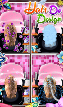 Hair Do Design - Girls Game