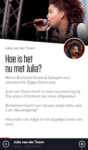 The voice of Holland RedRoom - screenshot thumbnail