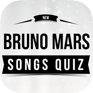 Bruno Mars – Songs Quiz for PC and MAC