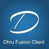 Dhru Fusion Client