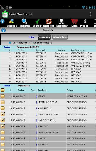 醫療必備APP下載|TrazaMovil Forte 好玩app不花錢|綠色工廠好玩App