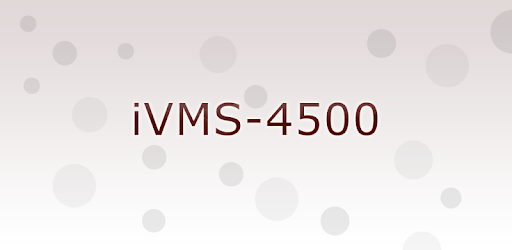 Download Ivms 4500 For Pc