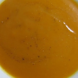 Farm to Table Butternut Squash Soup