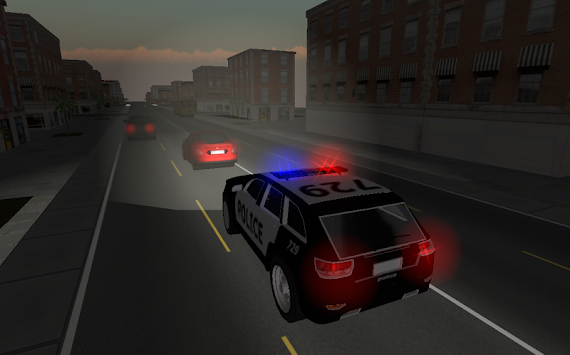 Police Car Driver 3D APK screenshot thumbnail 3