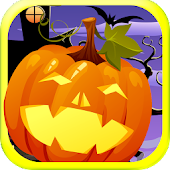 Halloween Pumpkin Jump Party