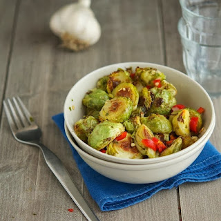 Momofuku's Roasted Brussel Sprouts