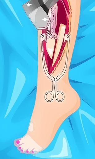 발 의사 무료
